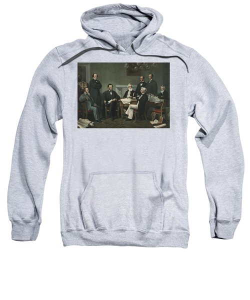 Lincoln's Cabinet Sweatshirt