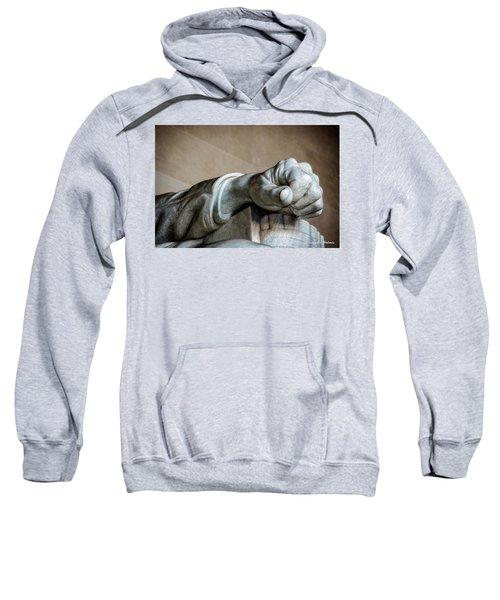 Lincoln's Left Hand Sweatshirt