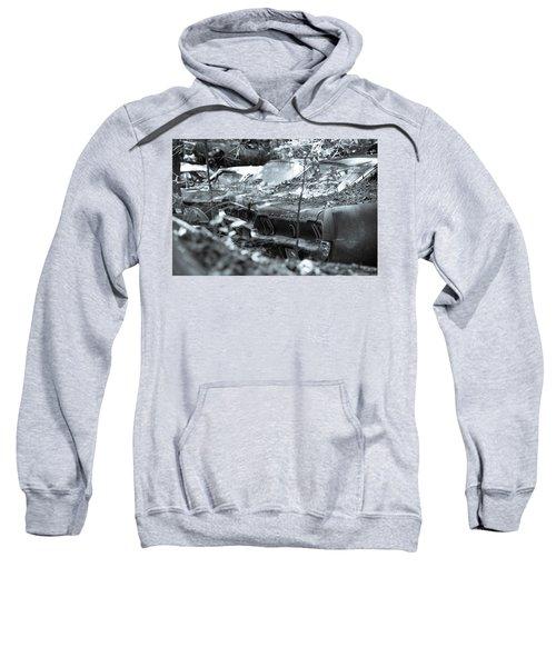Line Them Up Sweatshirt