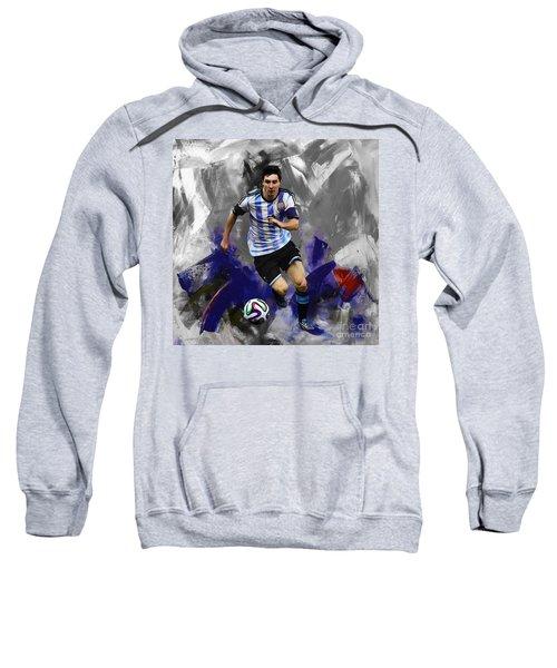 Lionel Messi 094a Sweatshirt