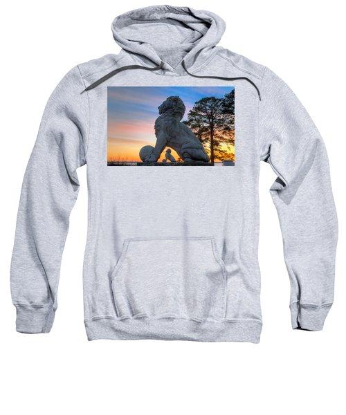 Lions Bridge At Sunset Sweatshirt