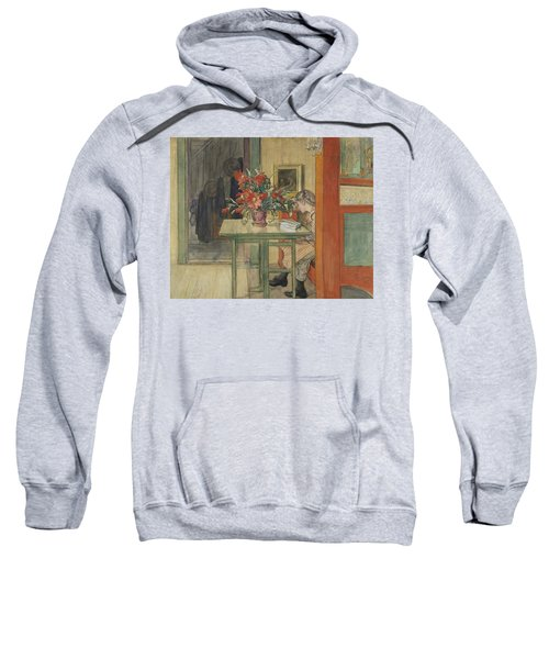 Lisbeth Reading Sweatshirt