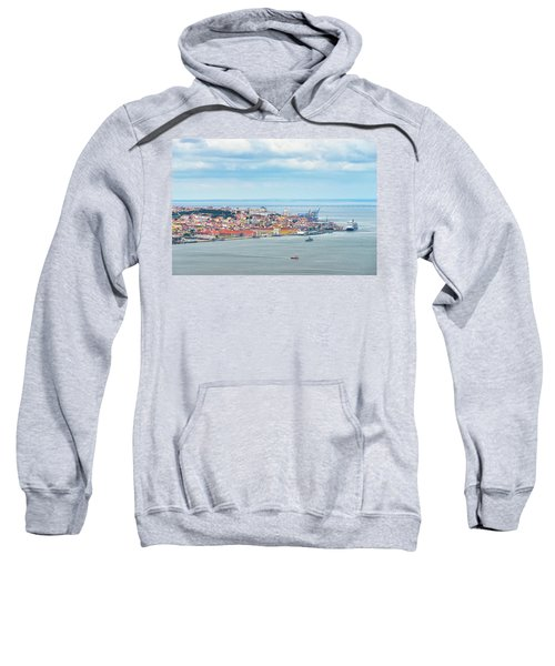 Lisbon 10 Sweatshirt