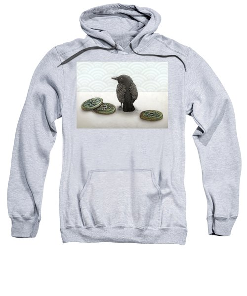 Little Bird And Coins Sweatshirt