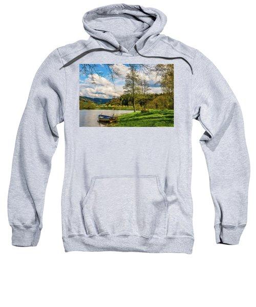 Little Boat Sweatshirt