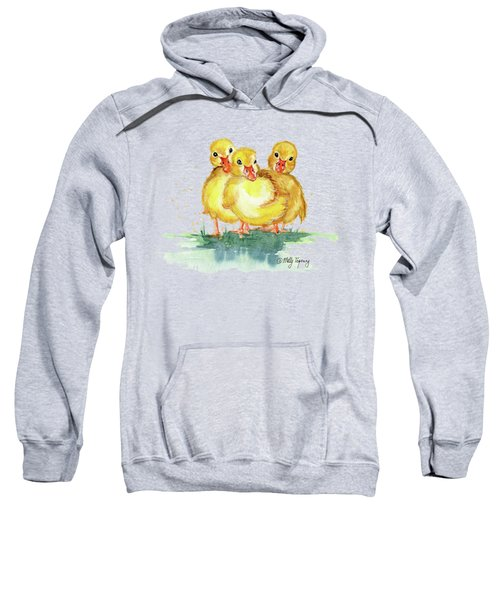 Little Ducks Sweatshirt