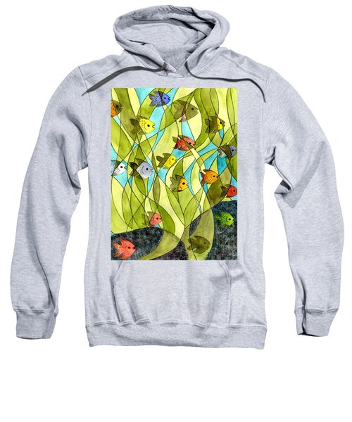Little Fish Big Pond Sweatshirt