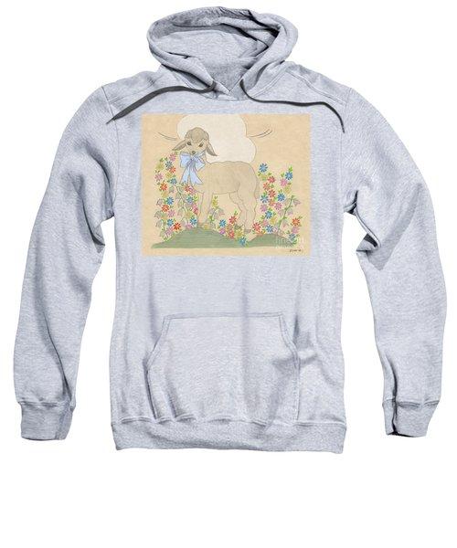 Little Lamb Lightened Sweatshirt