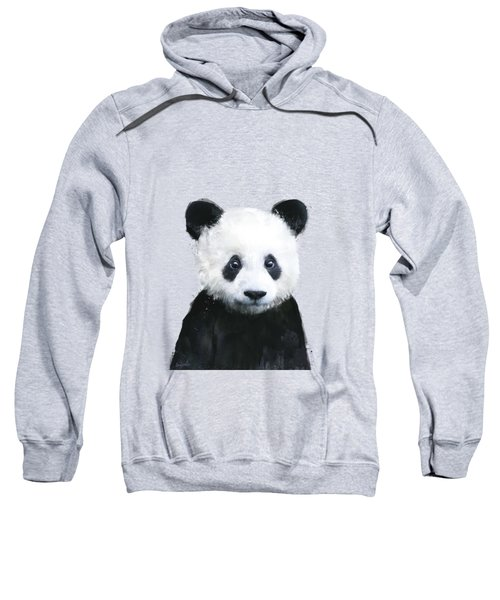 Little Panda Sweatshirt by Amy Hamilton