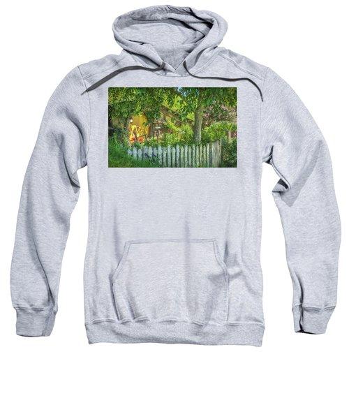 Little Picket Fence Sweatshirt