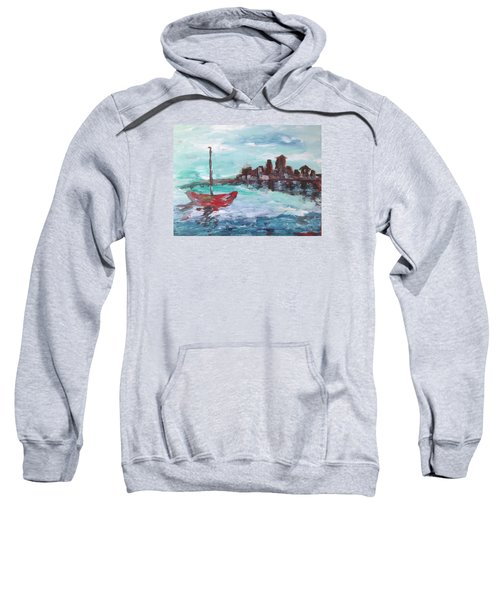 Coast Sweatshirt by Roxy Rich