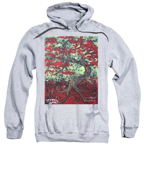 Little Red Tree Series 3 Sweatshirt