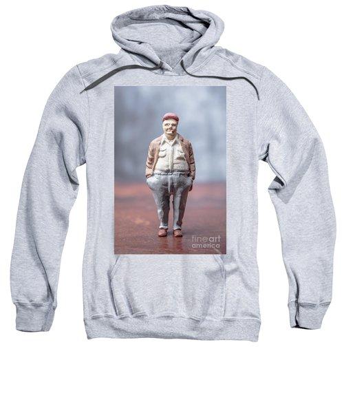 Little Toy Man Sweatshirt