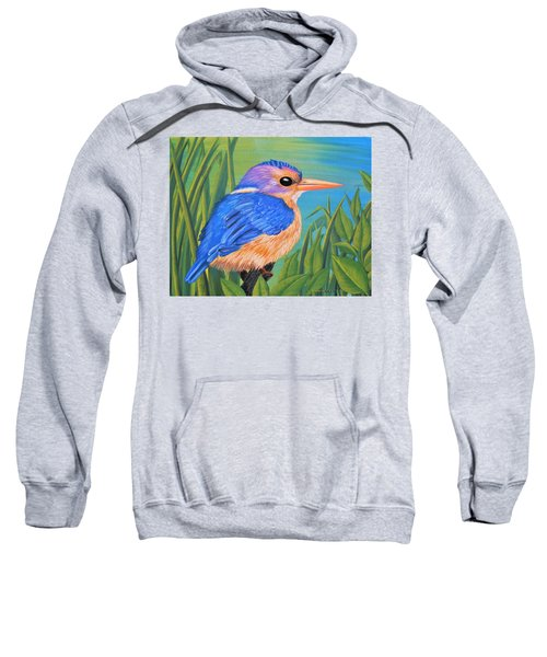 Litttle King Of The Fishers Sweatshirt