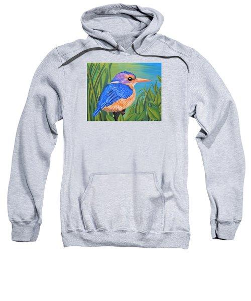 Litttle King Of The Fishers Sweatshirt
