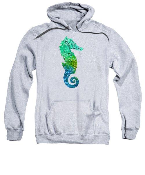 Lively Seahorse Sweatshirt