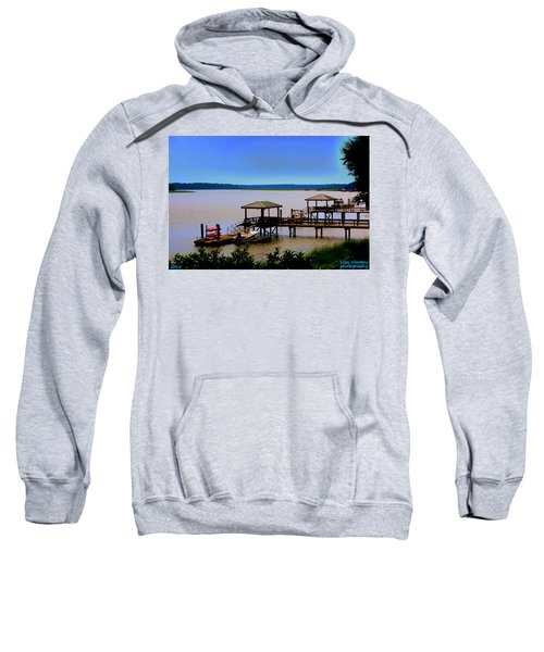 Living In The Lowcountry Sweatshirt