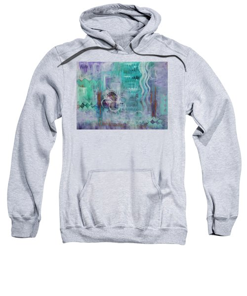 Living In The Mystery Sweatshirt