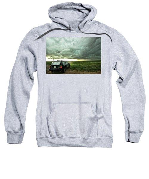 Living Saskatchewan Sky Sweatshirt