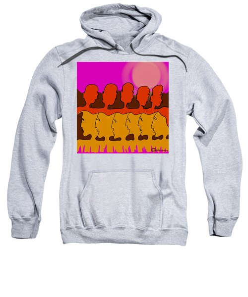 Living Together Sweatshirt