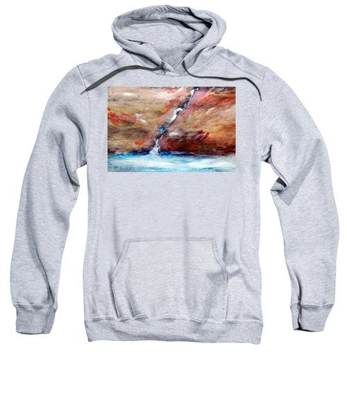 Living Water Sweatshirt by Winsome Gunning