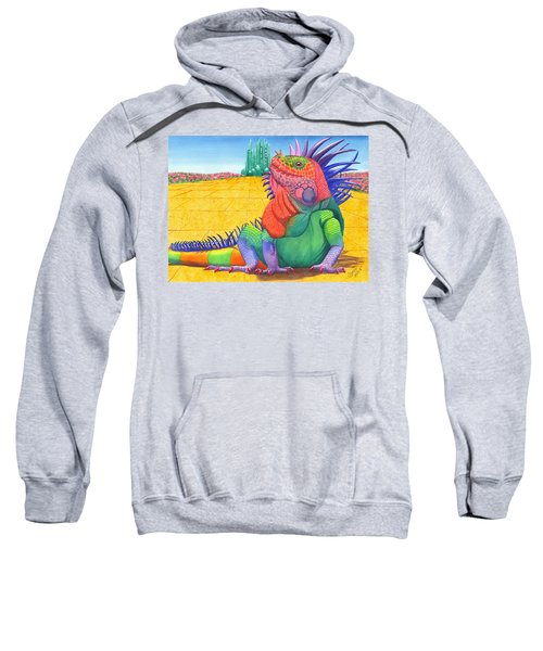 Lizard Of Oz Sweatshirt
