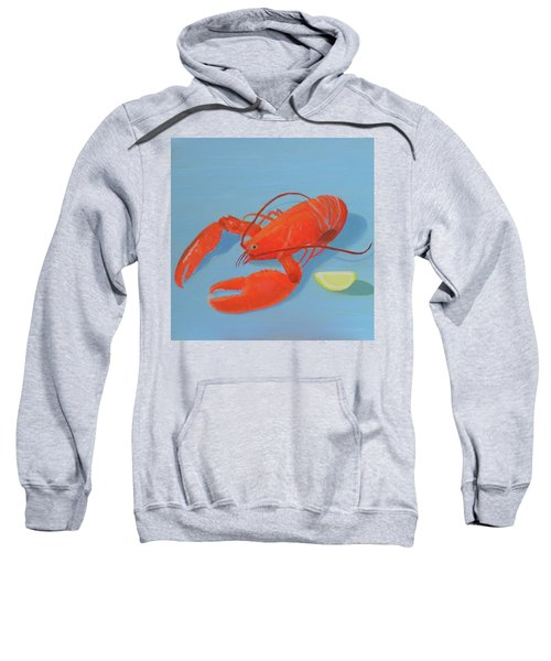 Lobster And Lemon Sweatshirt