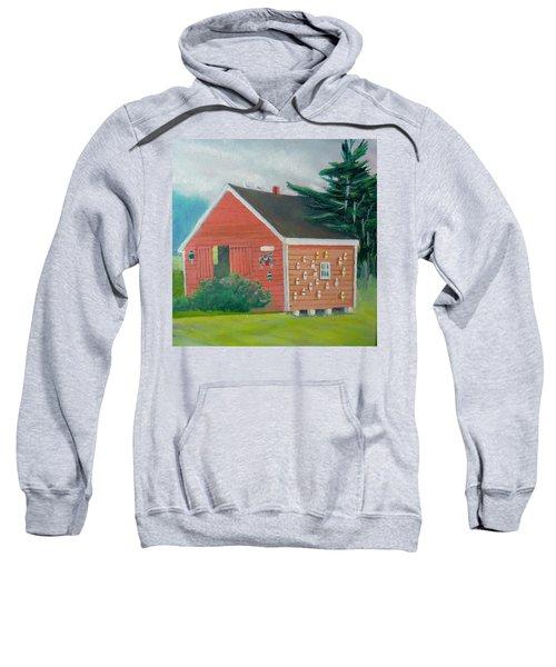 Lobster Buoy Shack Sweatshirt