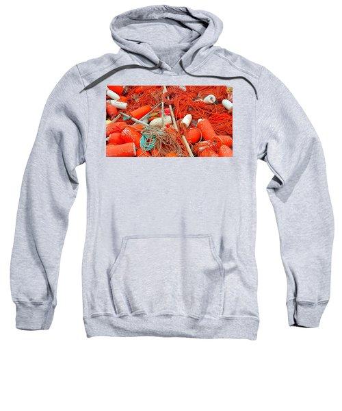 Lobster Season Sweatshirt