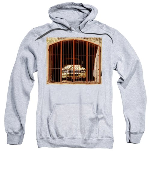 Locked Up Sweatshirt