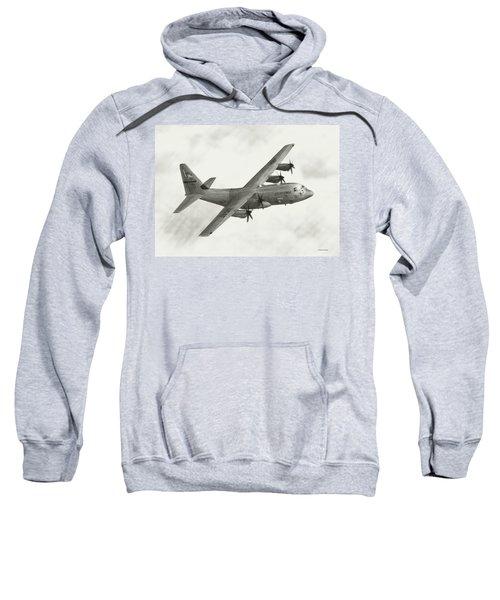 Lockheed C-130j Hercules Sweatshirt