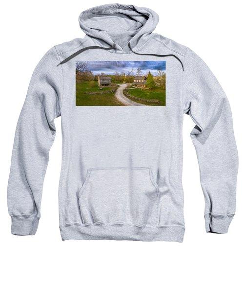 Log Cabins Sweatshirt