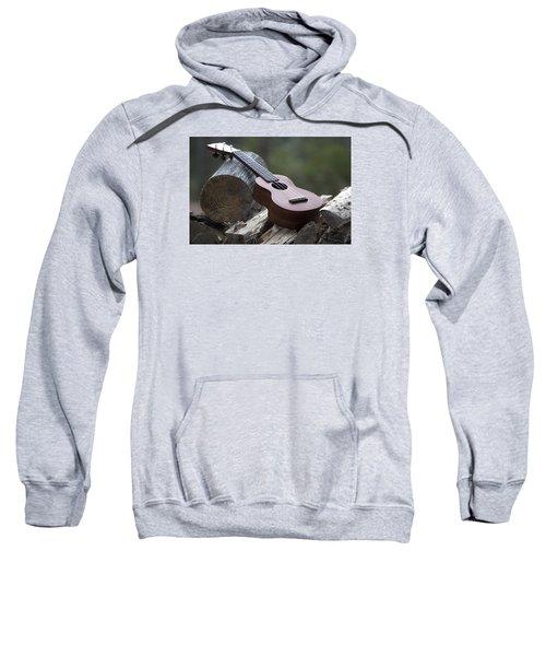 Logpile Ukulele Sweatshirt