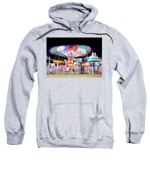 Lolipop Wheel- Sweatshirt
