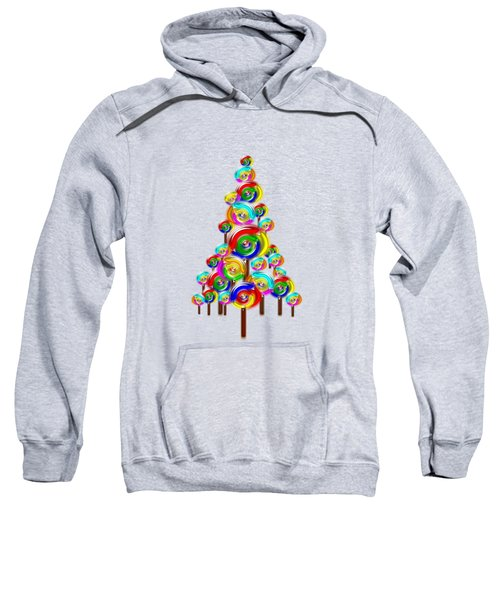 Lollipop Tree Sweatshirt