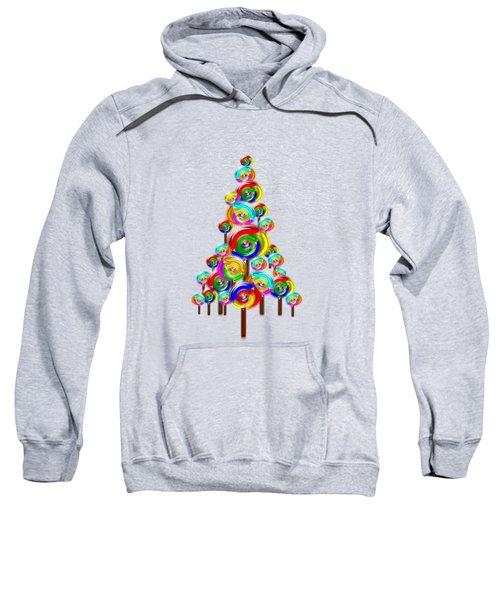 Lollipop Tree Sweatshirt