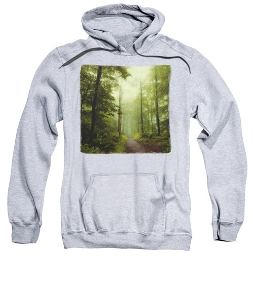 Long Forest Walk Sweatshirt