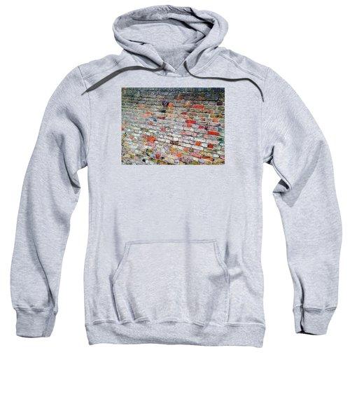 London Bricks Sweatshirt by Tiffany Marchbanks
