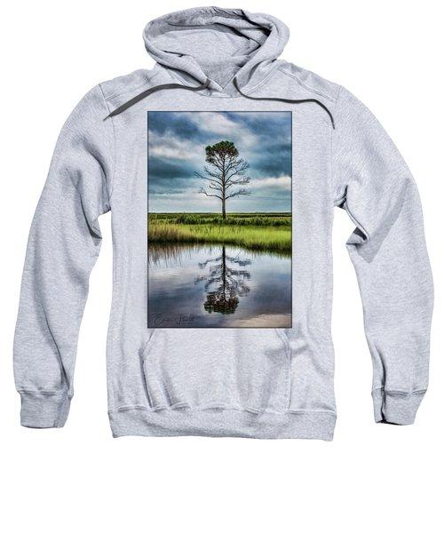 Lone Tree Reflected Sweatshirt