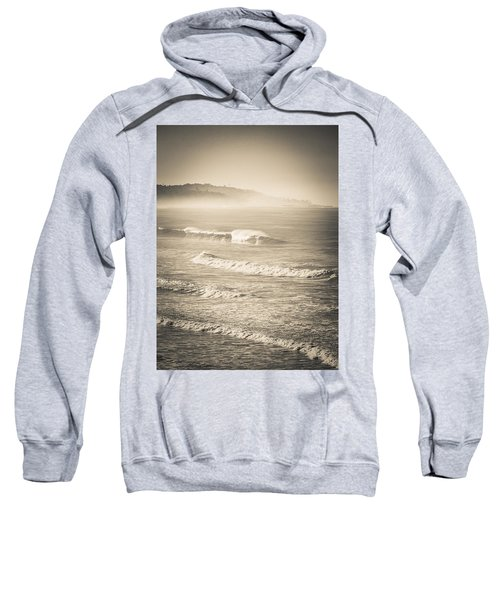 Lonely Winter Waves Sweatshirt