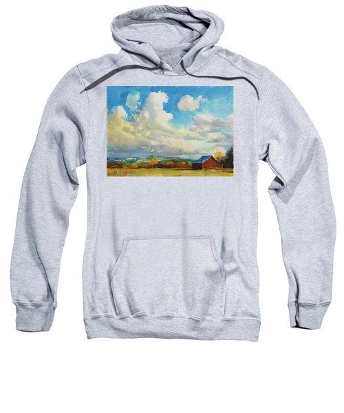 Lonesome Barn Sweatshirt
