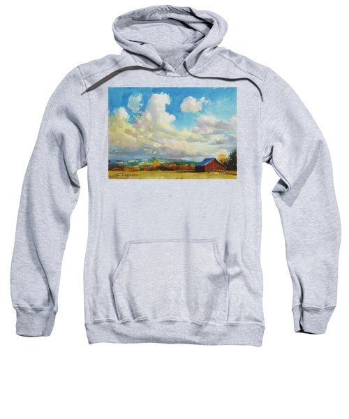 Lonesome Barn Sweatshirt