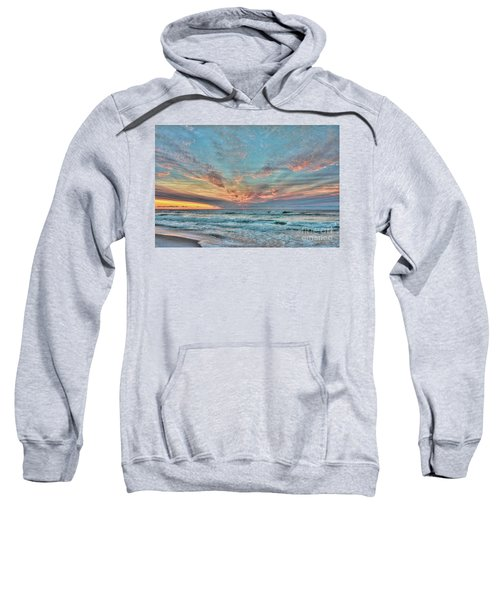 Long Beach Island Sunrise Sweatshirt