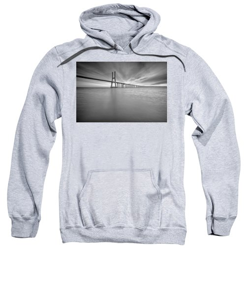 Long Bridge Portugal Bw Sweatshirt