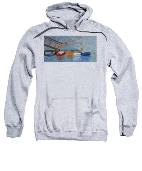 Long Cove Dock Sweatshirt