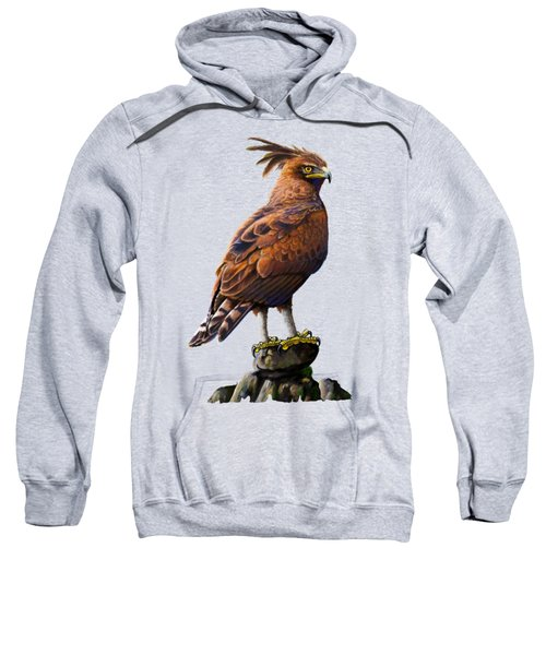 Long Crested Eagle Sweatshirt