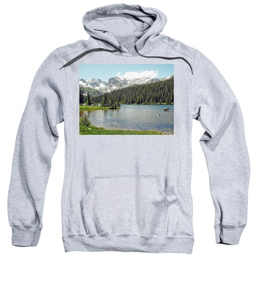 Long Lake Splender Sweatshirt