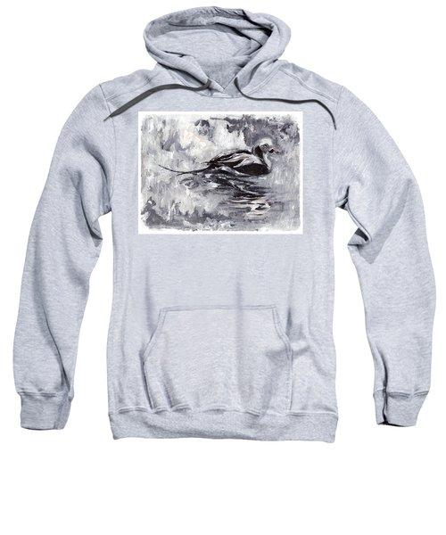 Long-tailed Duck Sweatshirt