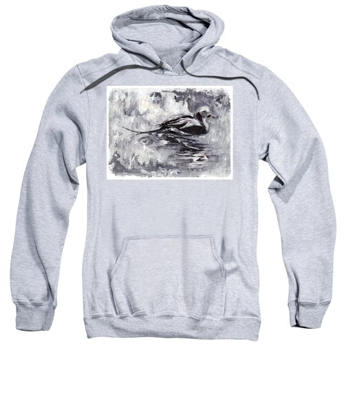Long-tailed Duck Sweatshirt
