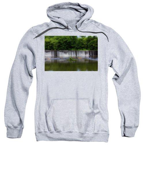 Long Waterfall Sweatshirt
